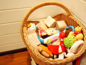 marimo café & dining おもちゃ