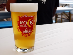 地ビールフェスト甲府 八ヶ岳高原ビール