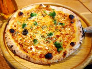 ワールドキッチン ボロネーゼピザ