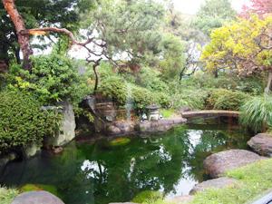 野野 庭園