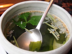 野野 スープ