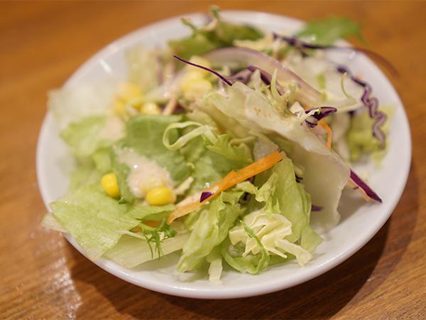 華宴 ランチ サラダ