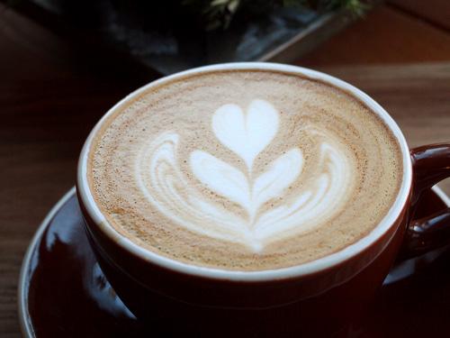 AKITO COFFEE カフェラテ