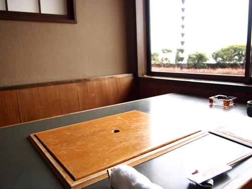 いち囲 テーブル席