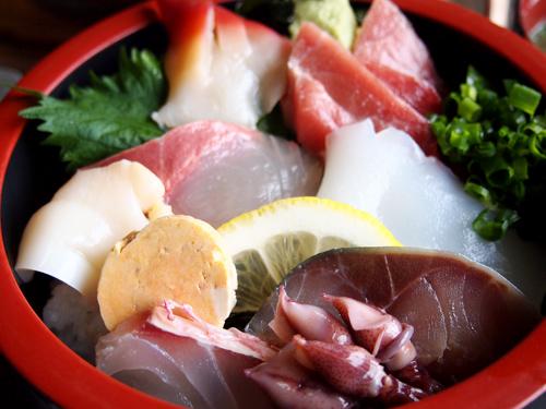 いち囲 海鮮丼