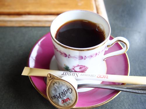 いち囲 ランチ コーヒー