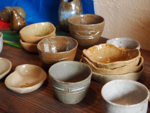 酒蔵マーケット 陶器