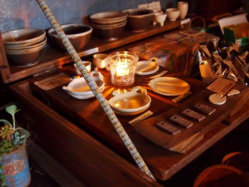 酒蔵マーケット 陶器・箸置き