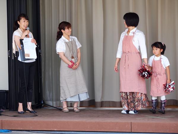 mamaまつり キッズファッションショー