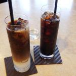 カフェ・ペタル アイスコーヒー