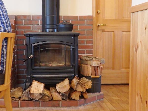 豆玄 暖炉