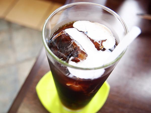ソルシエール アイスコーヒー