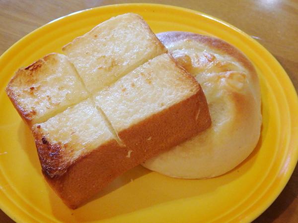 メリクリ ランチ パン