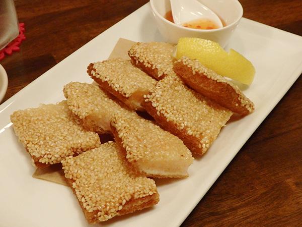 彩華 海老のすり身 パン