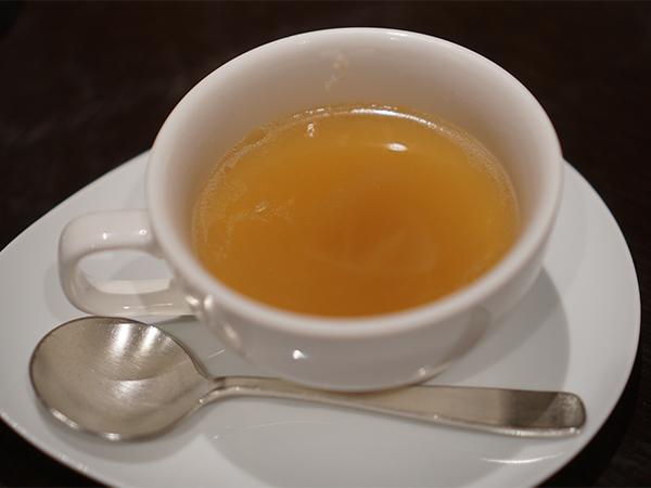 ベンジャロン スペシャルランチ スープ