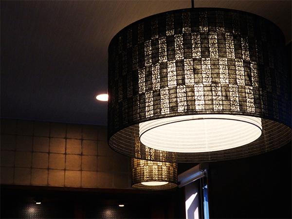 信水堂 照明