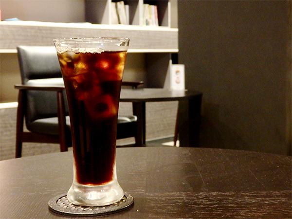書斎 アイスコーヒー