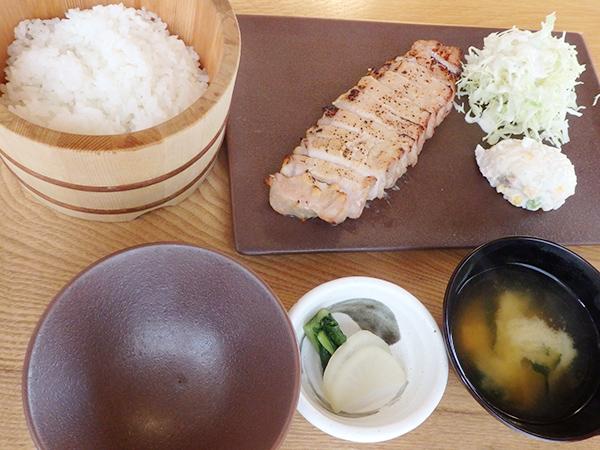 きわみ 豚ロースの西京焼き定食
