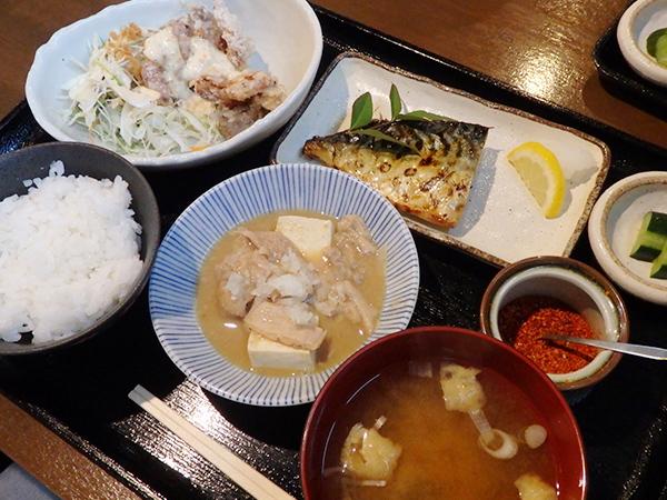 キッチン松 MATSU定食