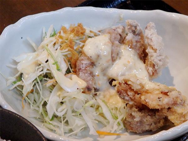 キッチン松 竜田揚げ