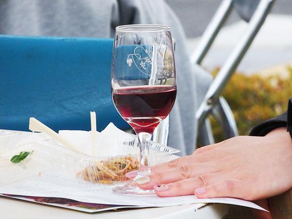 塩ノ山ワインフェス 赤ワイン