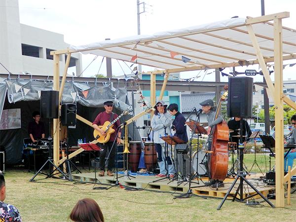 塩ノ山ワインフェス ライブ