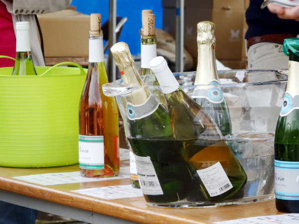 塩ノ山ワインフェス ワイン