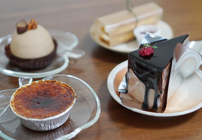 vingt-cinq ケーキ