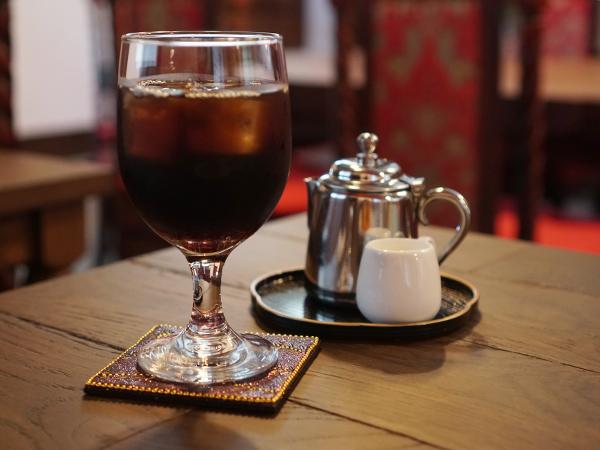 ラウンジ紅寿 アイスコーヒー