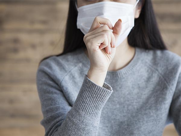 インフルエンザで仕事できず