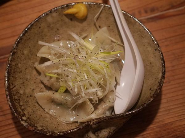 寅゛ 水餃子