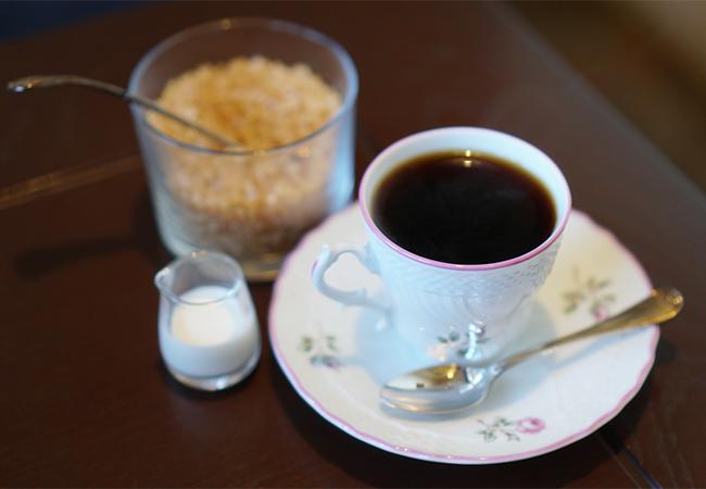 café pétale コーヒー