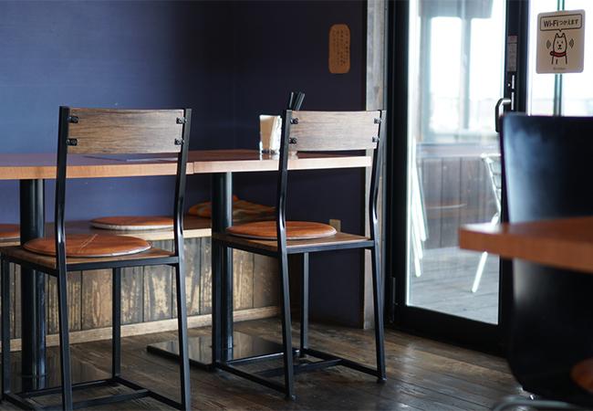 肴や くうかい テーブル席