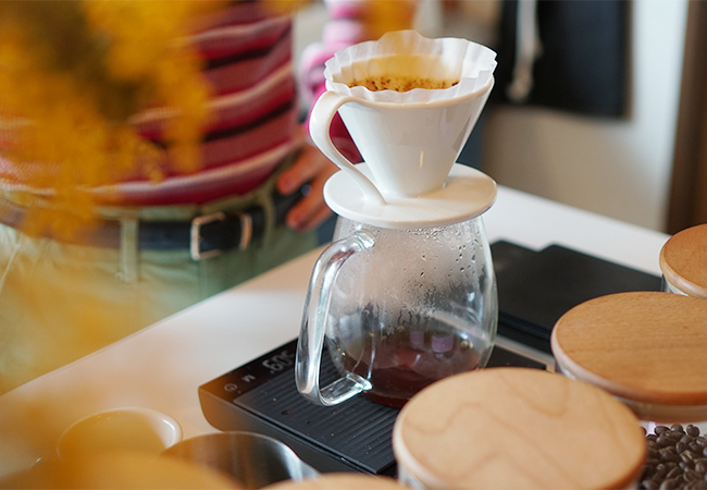 OZO ドリップコーヒー
