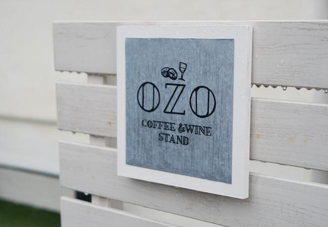 OZO サイン