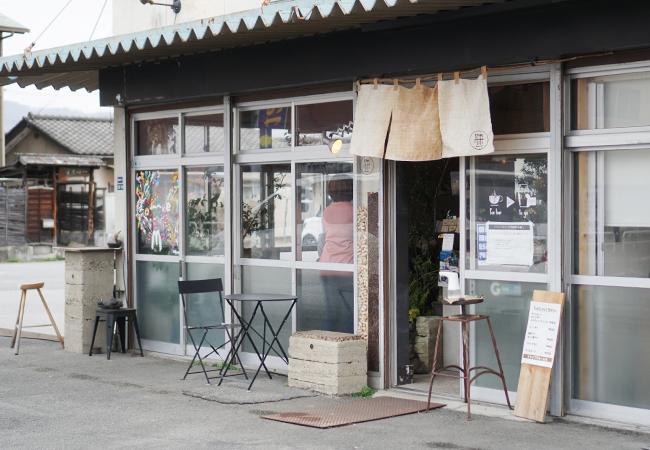 the;kokubo 入り口