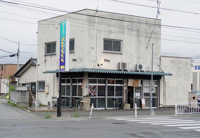the;kokubo 外観