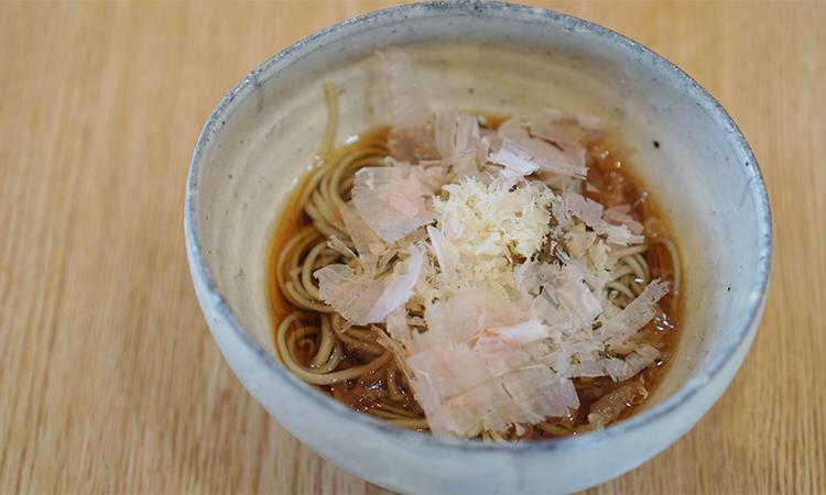 蕎麦 Hajime 小さなおそば
