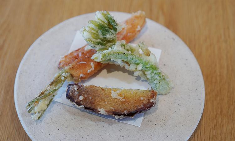 蕎麦 Hajime 天ぷら