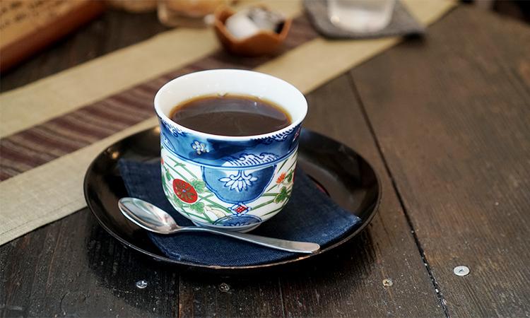 カフェ 月光 コーヒー